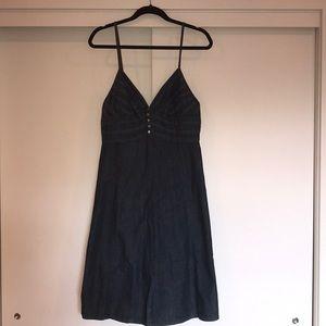 7 for all Mankind Midi Jean dress